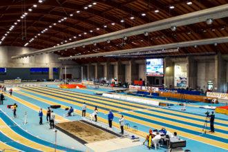 Illuminare lo sport – La nuova illuminazione del Palaindoor di Ancona